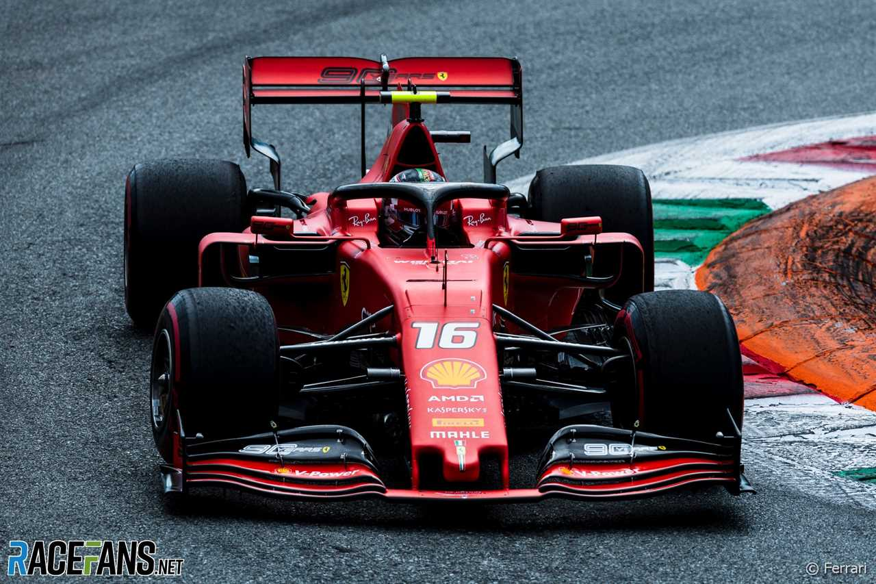 Ferrari gives Leclerc the car he used to take his first two F1 victories · RaceFans