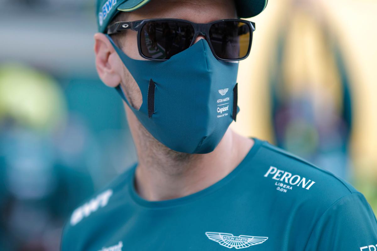 Sebastian Vettel plans a life off the F1 track while the Aston Martin driver studies organic farming during the lockdown
