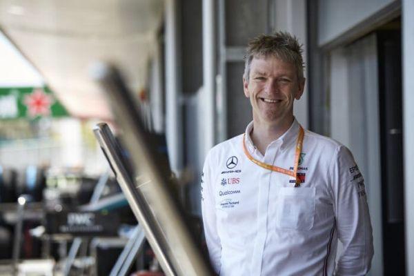 Mercedes-AMG Petronas F1 Team evolves technical leadership for future success