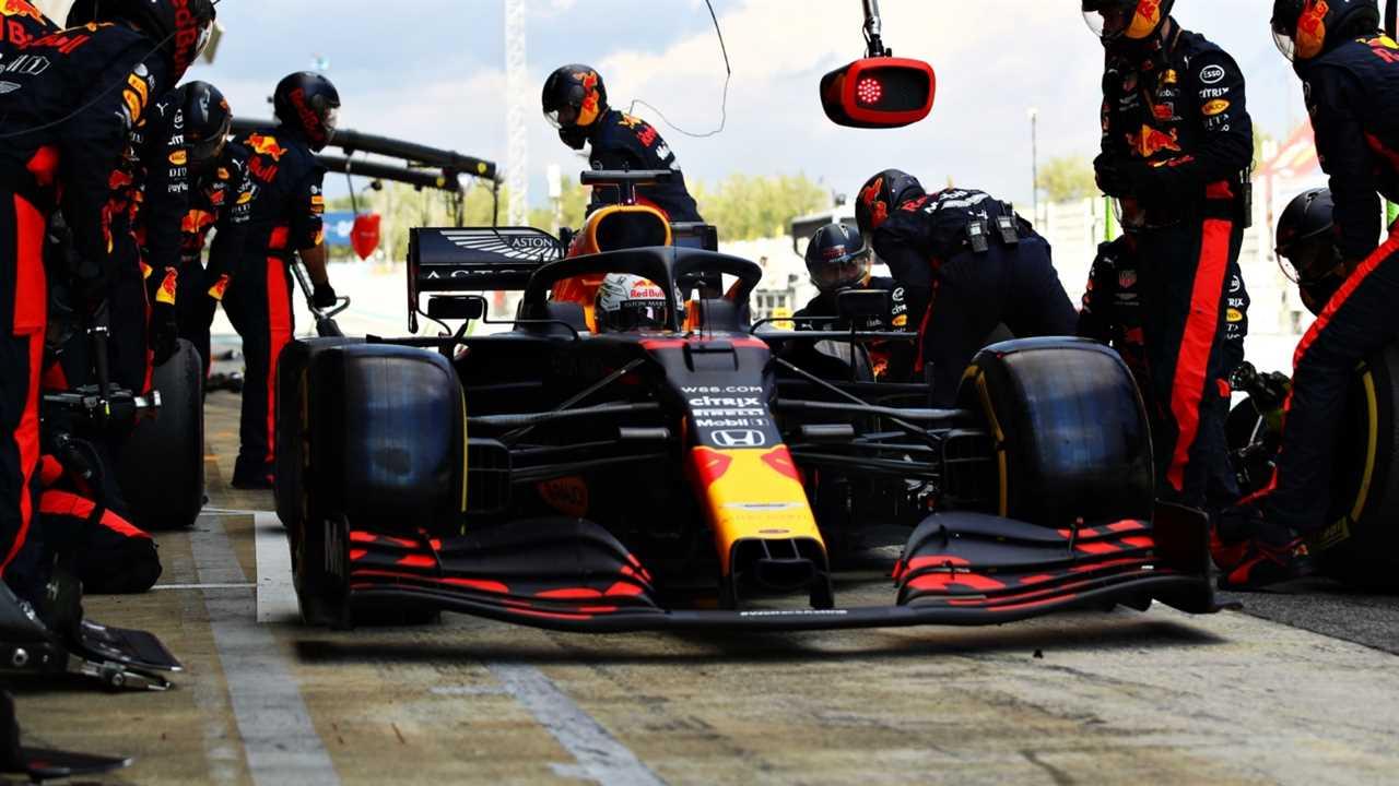 Red Bull - F1 Racing Team - Verstappen, Perez