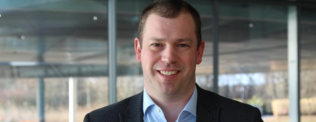 Stephen Lambert, Leiter Elektrifizierung, McLaren Applied.  Bild mit freundlicher Genehmigung von McLaren Applied