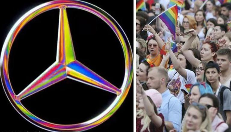 Mercedes F1 team and Pride Month 2021