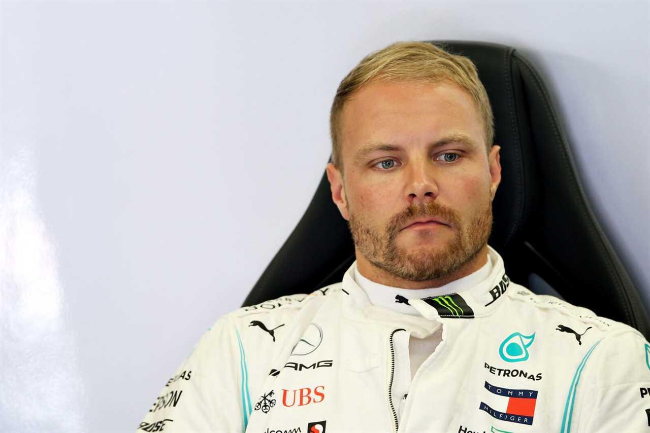 Valtteri Bottas is set to replace Kimi Raikkonen at Alfa Romeo F1 in 2022