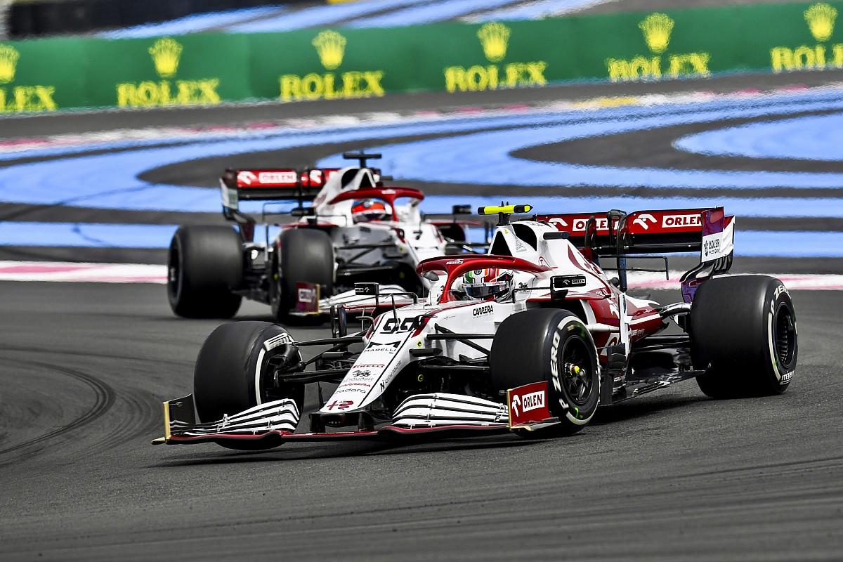 Alfa Romeo could replace both Raikkonen and Giovinazzi in F1 for 2022