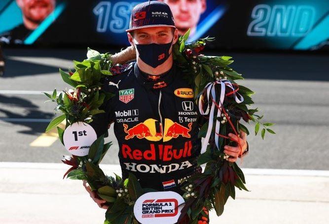 Red Bull Racing Honda F1 British Grand Prix Saturday - Good fun and DNF