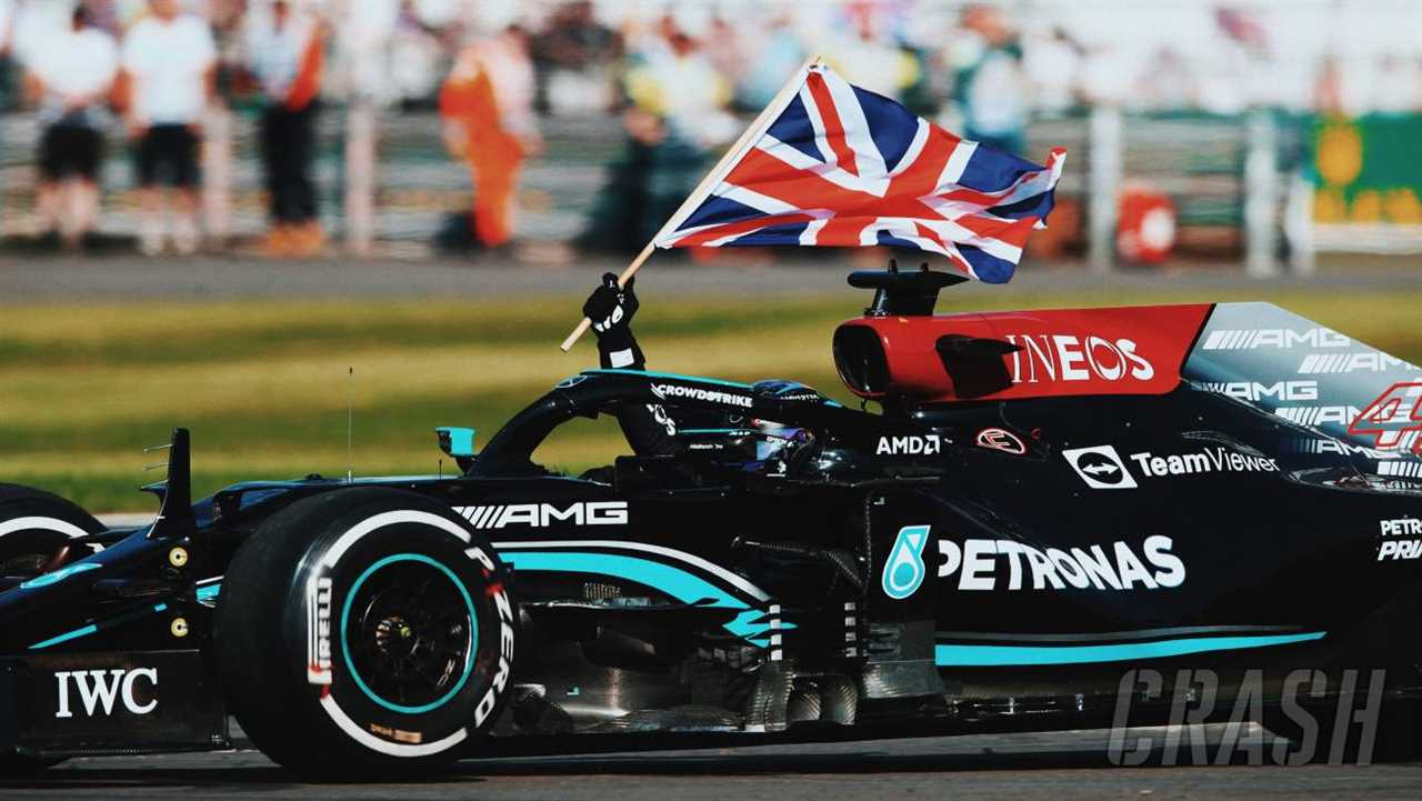 Five winners and five losers of the British Formula 1 Grand Prix