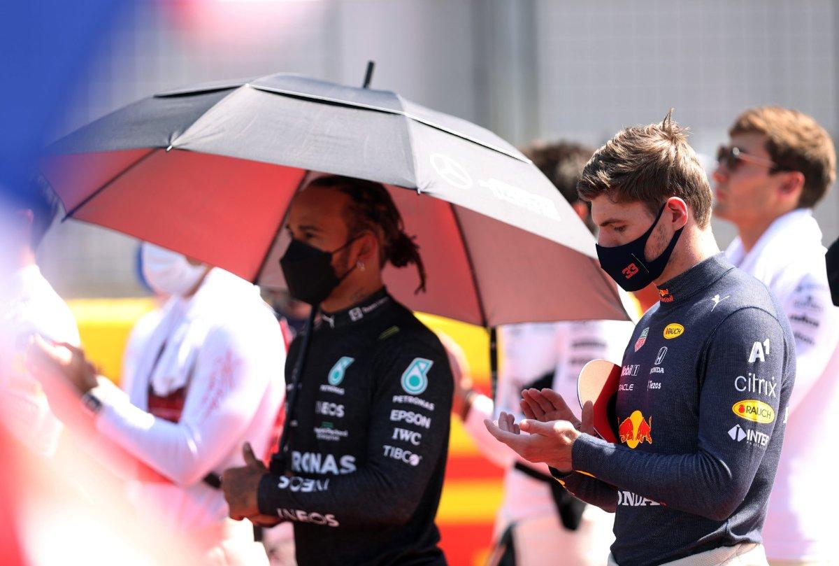 """Honey smeared around the mouth"": Verstappen criticizes Wolff's behavior after the Hamilton F1 crash"