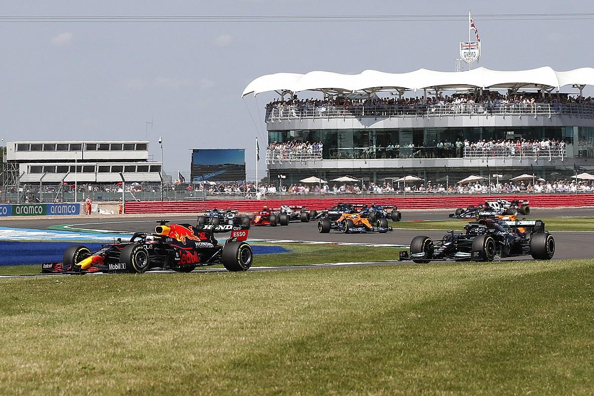 """Accident between Hamilton and Verstappen """"inevitable"""""""