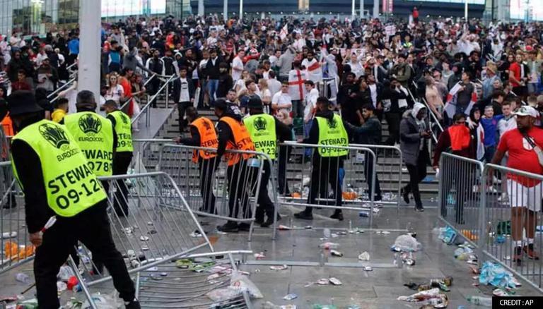 FA launches Euro 2020 final chaos probe
