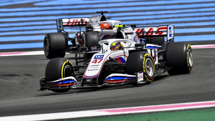 Mazepin fuels rift with Haas team-mate Schumacher