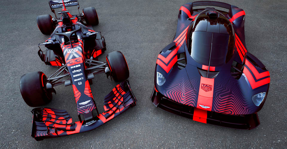 Red Bull F1 is considering road car to follow Aston Martin Valkyrie