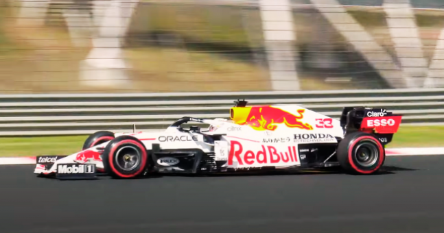Is Red Bull's Honda Tribute the best one-off F1 livery ever?