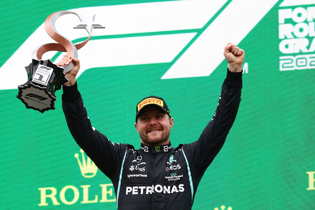 """Turkey win shows Bottas' """"important role"""" in both title races"""