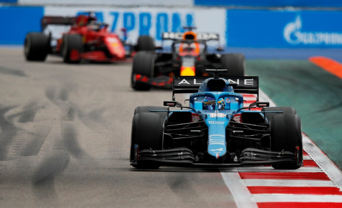 Reports: Alpine is considering using Red Bull's B-Team model and creating a new F1 team