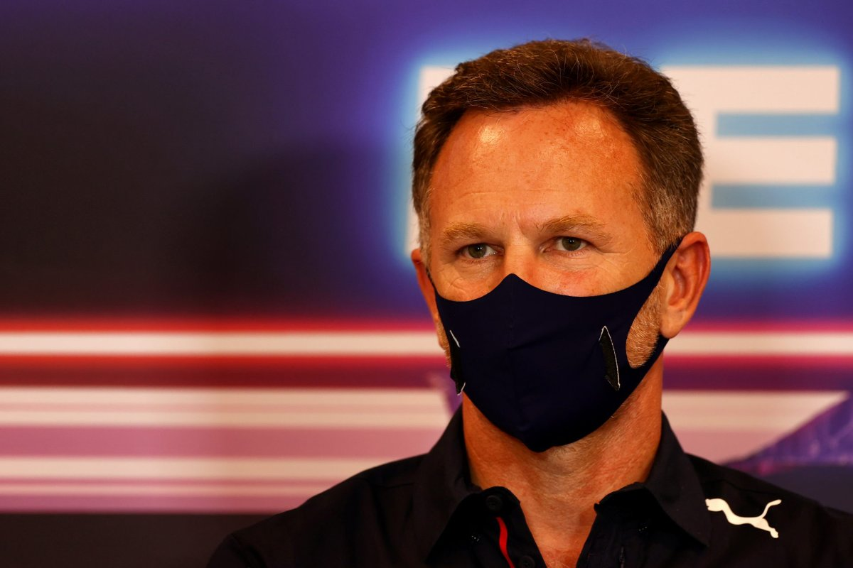 """Horner is interested in making life difficult for Mercedes after making it """"far too easy""""."""