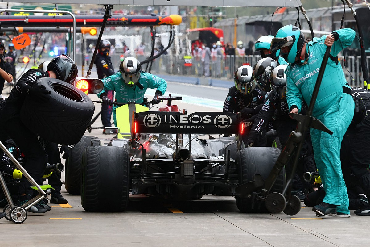 Ocon's fall proved to be a threat to keep Hamilton out until the end