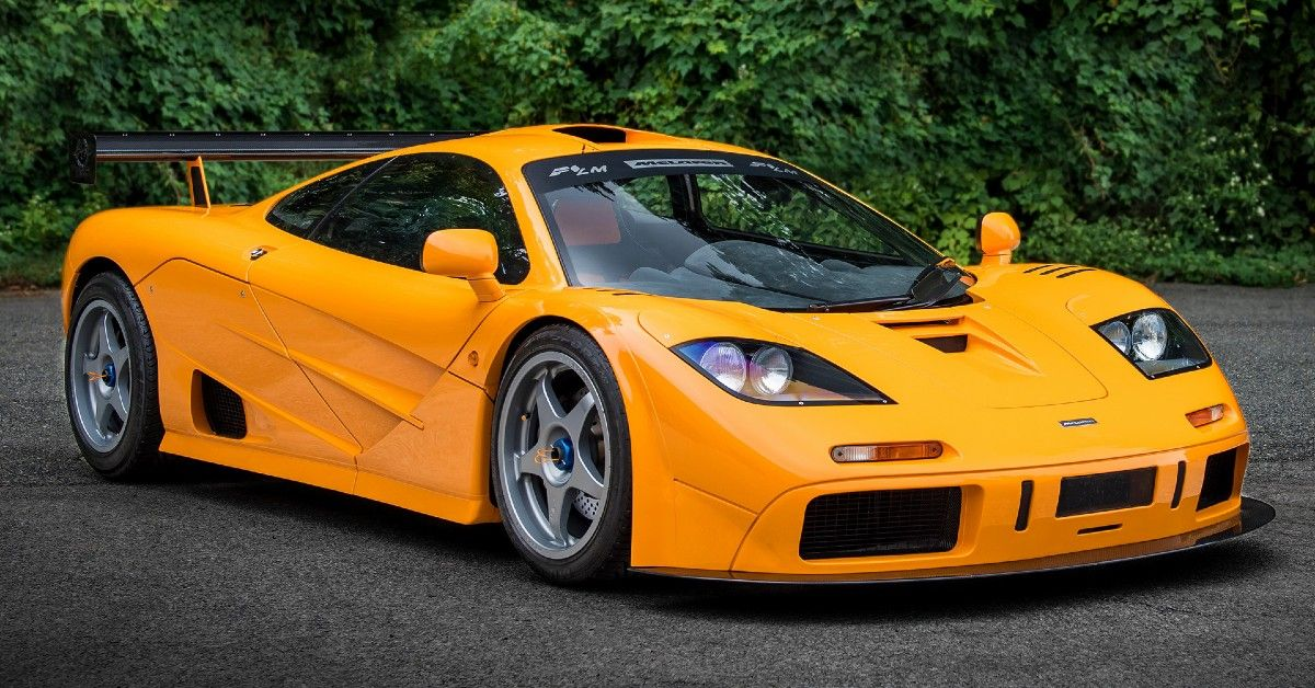 These are McLaren's sickest cars, ranking
