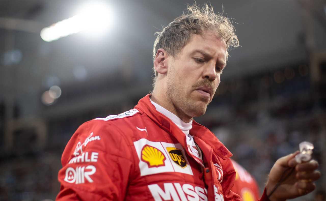 Sebastian Vettel's Aston Martin fights are reminiscent of Ferrari problems: Ralf Schumacher